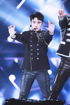 Kyungsoo, Kaisoo, Exo Do, The Man, Kpop, Concert, Boys, Stage, Korean