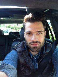 European Men, Haircuts, Hairstyles, Male Face, Attractive Men, Gq, Singers, Pilot, Greek
