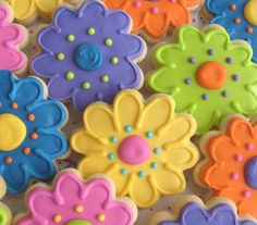 Reserved for LauraMedium Daisy Cookies Daisy by lorisplace
