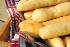 palitos de pan de ajo