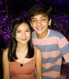 Francine Diaz X Seth Fedelin Ranz Kyle, Filipina Actress, Beautiful Anime Girl, Pinoy, Cassie, Make Me Smile, Squad, Crushes, It Cast