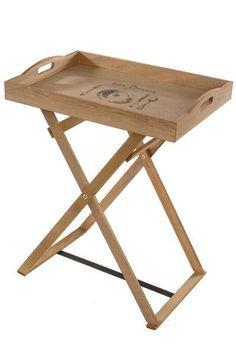 Masuta cu Tava Heino MDF 63x48x35 cm Shabby Chic Design, Shabby Chic Stil, Wood Tray, Drafting Desk, Designer, Home And Garden, Cottage, Flooring, Antiques