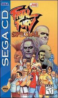 Fatal Fury Special (Sega CD)