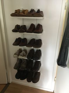 Shoe Rack, Clothes, Shoes, Outfits, Clothing, Zapatos, Shoes Outlet, Shoe Racks, Kleding