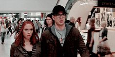 black widow, captain america, and chris evans by .Ary | We Heart It