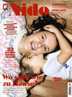 Nido im Abo – Hier sehen Sie das aktuelle Zeitschriftencover von Nido
