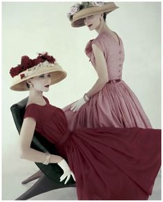 models-in-summer-dresses-photographed-by-karen-radkaic2a0vogue-april-1956.