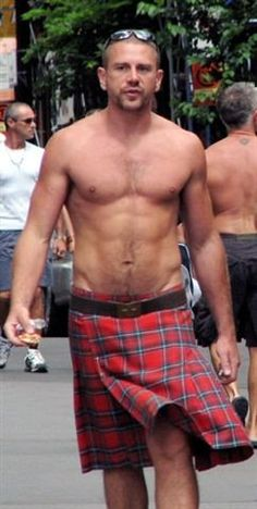 Our latest addition, sent by a Canadian friend. http://www.georgenick.co.uk/Kilts.htm