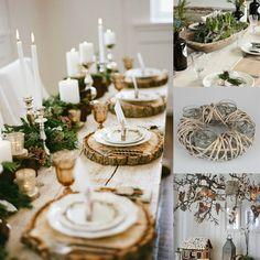 Rustikálne Vianoce | Living Styles