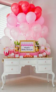 Party Inspirations: Heidi's Baby Shower by Perfectly Sweet