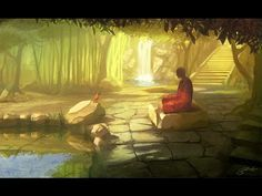 Best Meditation Music .. Oliver Shanti Vol. I, via YouTube.