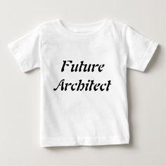 Future Architect Toddler Children Science T Shirt, Hoodie Sweatshirt
