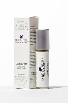 Under-eye hydration is a no-brainer, but de-puffing and plumping with an oil is practically unheard of. This precious oil is packed with healing, omega 3-rich botanicals like Barbary fig seed oil, to repair the look of tired eyes, dark circles, and smooth facial lines like a powerful serum. No irritating synthetics necessary.