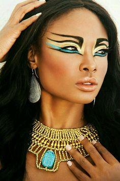 Cleópatra make up