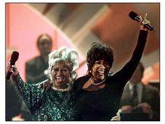 Celia Cruz y Pattie Labelle