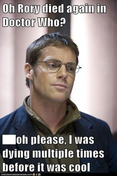 stargate truth! What Daniel died again....yeah give it a sec he'll be right back