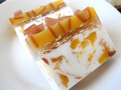 Oatmeal Milk and Honey Homemade soap by TheLittleSoapStore on Etsy