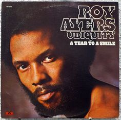 Shop the 1975 US Vinyl release of A Tear To A Smile by Roy Ayers Ubiquity at Discogs. Soul Music, Sound Of Music, Lps, Roy Ayers, Funk Bands, Jazz Funk, Cool Jazz, Soul Funk, Neo Soul
