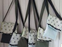 Cours de couture enfants à partir de 6 ans Formation Couture, Shoulder Bag, Sewing Lessons, 6 Year Old, Children, Shoulder Bags