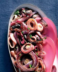 Balsamic Red Onions Recipe