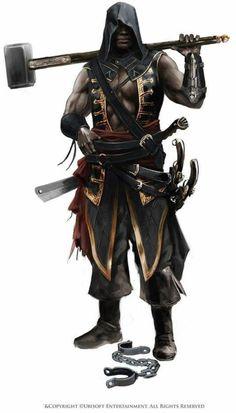 Kush - O Libertador de Escravos - Líder da Libertação