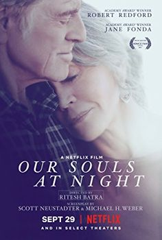 Watch Our Souls at Night full hd online Directed by Ritesh Batra. With Judy Greer, Jane Fonda, Robert Redford, Matthias Schoenaerts. Fonda and Redford will star as Addie Moore and Louis Water Streaming Movies, Hd Movies, Movies To Watch, Movies Online, 2017 Movies, Hd Streaming, Jane Fonda, Carla Gugino, Robert Redford Movies