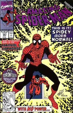 The Amazing Spider-Man (Vol. 1) 341 (1990/11)