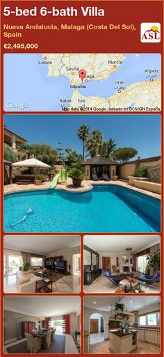 5-bed 6-bath Villa in Javea, Alicante, Spain ▻\u20ac1,350,000