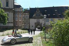 Classic-Car-Tours.de Kloster Schöntal
