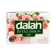 Dalan Rose Soap with d'Olive Creme 4 bars 700 gr - 25 Ounce Southern Living Christmas, Beauty Soap, Rose Soap, Real Simple, Decorating Tips, Real Simple Magazine