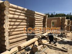 Galerie foto case si cabane din lemn rotund - LOG HOME Vatra Dornei, Suceava Log Homes, Texture, Case, Wood, Crafts, Timber Homes, Surface Finish, Manualidades, Woodwind Instrument