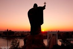 Budapest - Holy Morning szent gellért - Márk Mervai