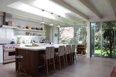 Breezy White Open Kitchen... my dream kitchen