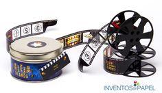 #invitacion de #15años inspirada en #cine #movies #original #oscars