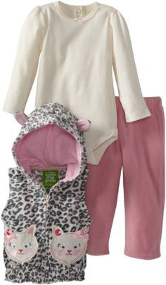 Watch Me Grow! by Sesame Street Baby-Girls Infant 2-Piece Cupcake Tunic And Pant 3m, 6m, 9m, 12m, 18m, 24m 13.000