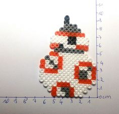 BB-8 Star Wars:The Force Awakens hama beads by Astrid's Zauberstübchen