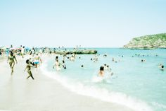 Stephane Dessaint - Ibiza 4 | From a unique collection of color photography at http://www.1stdibs.com/art/photography/color-photography/