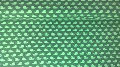 Jersey Jerseystoff Wale altgrün mintgrün von Meterware Stoffe günstig kaufen auf DaWanda.com