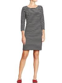 Women's Fitted Ponte-Knit Dresses