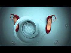 VALENTINO TAN-GO SHOES - YouTube