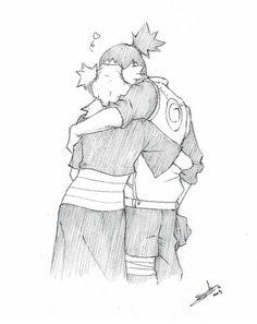 Naruto ships - Shikamaru and Temari - Wattpad Anime Naruto, Naruto Shippuden, Boruto, Manga Anime, Shikadai, Shikatema, Naruto Art, Naruhina, Narusasu