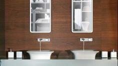 Ultiem design ! Gessi Ispa  inbouw wastafelkraan en wastafel. Nu te koop bij Welbie Sanitair en te zien in onze showroom in Groesbeek. Kijk voor meer info www.welbie.nl