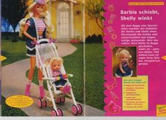 barbie-journale - herbst - winter 1995