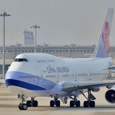 By h_wajya on Instagram: China Airlines B747