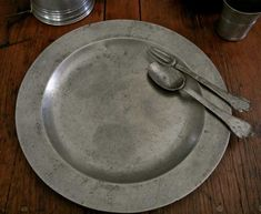 especially like the pewter fork!     ****