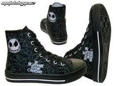 If I ever make a pair of Converse, which I will, they're going to be like these!