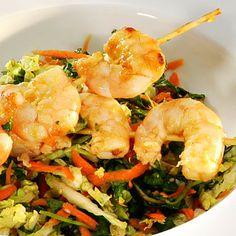 Sesame Shrimp Salad by Cooking Light