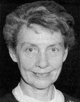 Katharine Way, una pionera en el desarrollo de técnicas para la recuperación de información, evaluación y difusión de información sobre la estructura nuclear, falleció en Chapel Hill, Carolina del Norte, el 8 de diciembre de 1995.