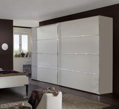 Luxury Wiemann Dubai Wardrobe without Cornice