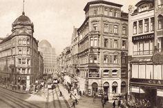 Die Geschichte der Langen Laube 2 und des Steintorviertels